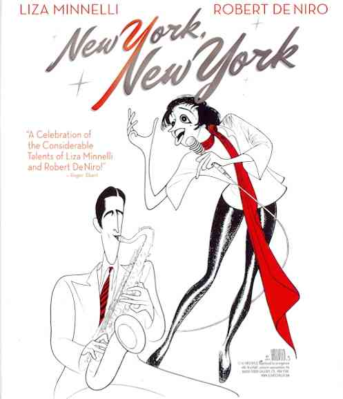 NEW YORK NEW YORK BY MINNELLI,LIZA (Blu-Ray)