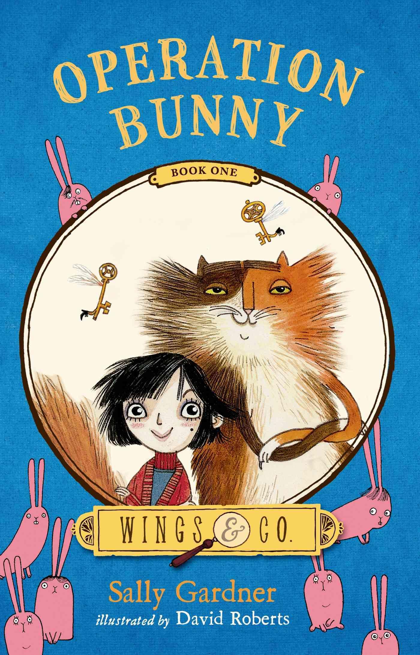 Operation Bunny By Gardner, Sally/ Roberts, David (ILT)